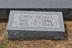 John Revell Rew