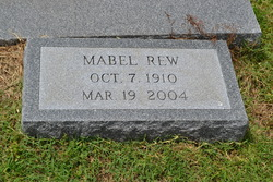 Mabel <I>Rew</I> Hunton