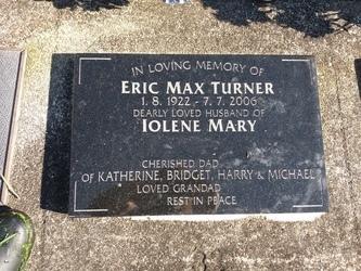 Eric Max Turner