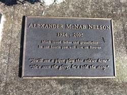Alexander McNab Nelson