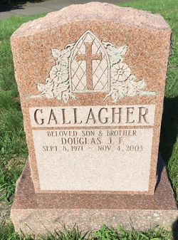 Douglas J.F. Gallagher