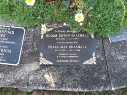 Pearl May Snashall