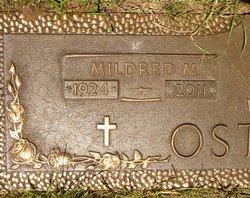 Mildred M <I>Traugott</I> Ostwald