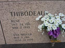 Eva <I>Miller</I> Thibodeaux