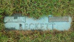 Bertha <I>Tinney</I> Beckett
