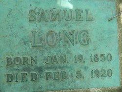 Samuel Edward Long