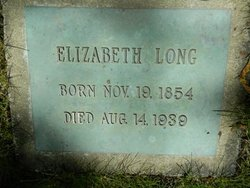 Elizabeth L. <I>Crow</I> Long