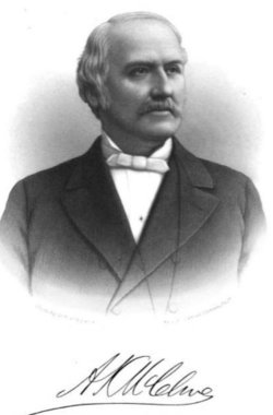 Maj Alexander Kelly McClure