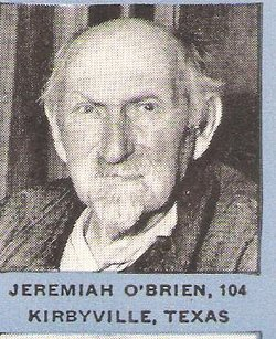 Jeremiah Patrick O'Brien