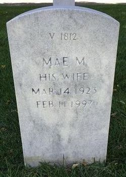 Mae M <I>Lundberg</I> Czupryna