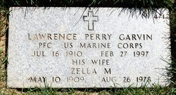 Lawrence Perry Garvin