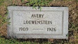 Avery Loewenstein