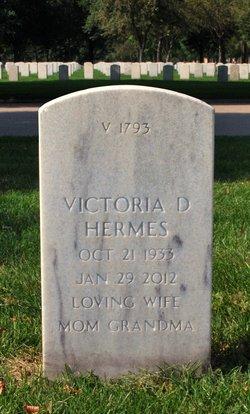 Victoria Dorothy <I>Amiot</I> Hermes
