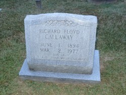 Richard F. Callaway, Sr