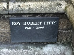 Roy Hubert Pitts