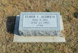 Elmer Francis Aldrich