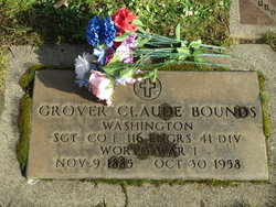 Grover Claude Bounds