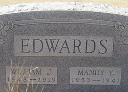 Mandy Y. <I>Smith</I> Edwards