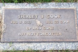 Shirley Janet <I>Griffith</I> Cook