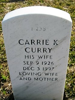 Carrie K Curry