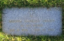 Melvin Charles Dendy