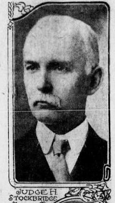 Henry Stockbridge, Jr