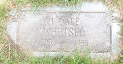 Dale Helmer Whetsel