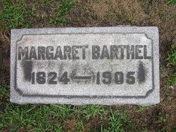 """Margretha """"Margaret"""" <I>Olk</I> Barthel"""