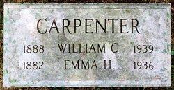 Emma F. <I>Heacock</I> Carpenter