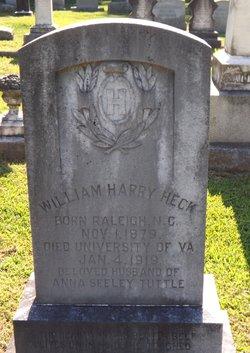 William Harry Heck