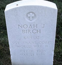 Noah J Birch