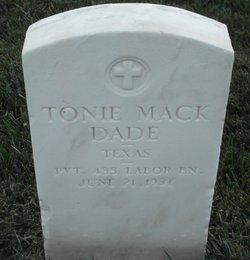 Tonie Mack Dade