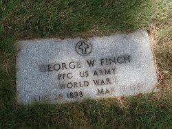 George W Finch