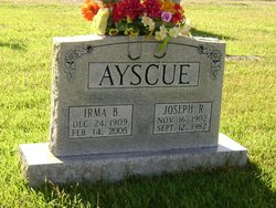 Joseph Rogers Ayscue