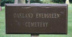 Oakland Evergreen Cemetery