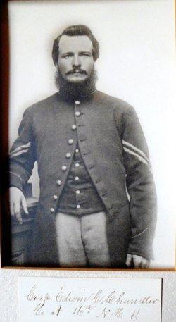 Corp Edwin Chandler