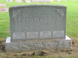 Lucy Jane <I>Norris</I> Spotswood