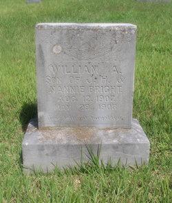 William A. Bright