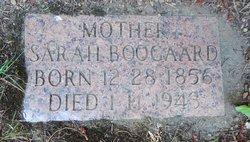 Sarah Elizabeth <I>Wideman</I> Boogaard