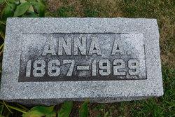 Anna Alice <I>Schilling</I> Crandall