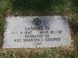 Samuel O Cooper