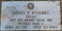 Sgt Otho Thomas Powers