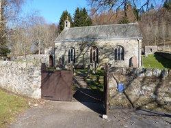 Kilmaveonaig Scottish Episcopal Church Cemetery