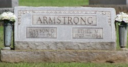 Ethel M <I>Clark</I> Armstrong