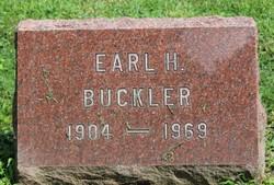Earl H Buckler