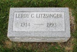 Leroy C Litzsinger