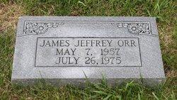 James Jeffrey Orr