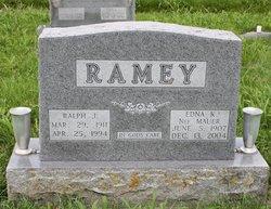 Ralph J Ramey