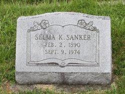 Selma K Sanker
