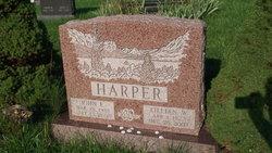 Lillian <I>Webster</I> Harper